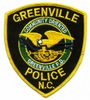 Greenville Police Department badge