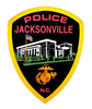 Jacksonville Police Department badge
