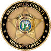 Brunswick County Sheriff's Office badge