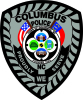 Columbus Police Department badge