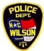 Wilson PD badge
