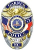 Garner Police Department badge
