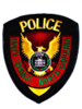 Holly Springs Police Dept. badge