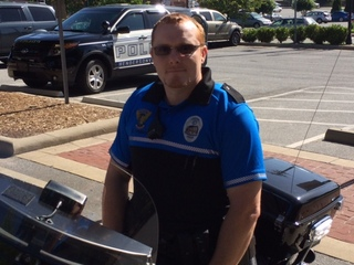 Ofc. Jeremy Phillips
